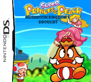 Super Princess Peach game cover