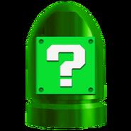Rocket Block green