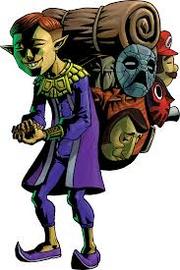 Masksalesman
