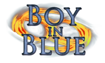 Boy in Blue Logo