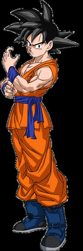 Fukkatsu No F Goku Render