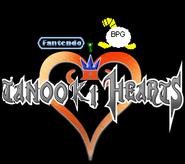 Tanooki Hearts logo