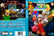 Super Mario Galaxy 3 Wii U Case