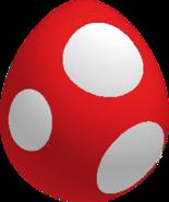 RedBabyYoshiEggSML3D