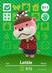 Ac amiibo card s4 lottie nomakeup