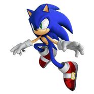 Sonic soaring