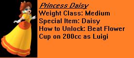 Princess DaisyTurbo