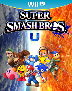 Super Smash Bros. Universe GamerTendo