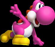 Pink Yoshi YBA