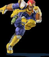 419px-Captain Falcon SSB4.Wii U