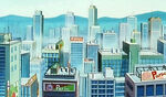 Celadon Skyline