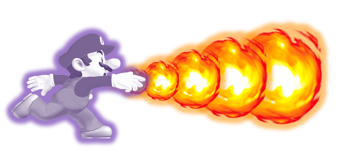 Mario fireball png