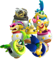 Koopalings by Topaz