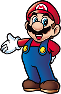 Mario Cartoony