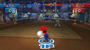 Mario volleyball