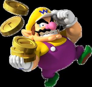 Wario Mario Party 8