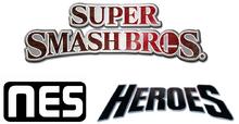 Super Smash Bros- Nes Heroes