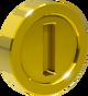 Coin Artwork - Super Mario 3D World