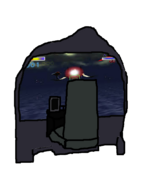 Star fox the arcade experience interior