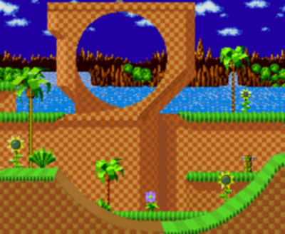 Green Hill Zone (Paper)
