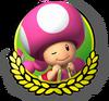 MK3DS Toadette icon