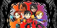 Super Smash Bros. Ragnarok/Mii Fighters