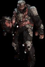 Possessed Soldier Doomtroid