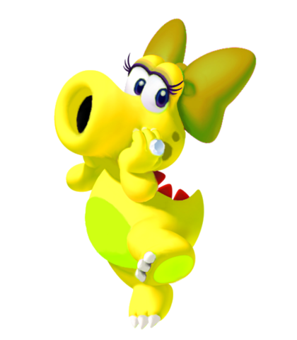 File:Yellow Birdo.png
