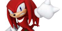 Knuckles the Echidna (2017 reboot game)