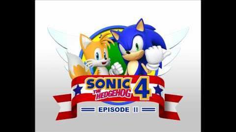 Metal Sonic Battle