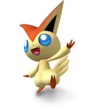 Victini en Pokedex 3D (1)