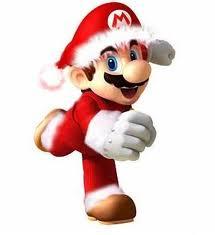 File:Christmas Mario.PNG