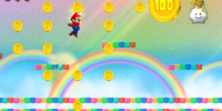 New Super Mario Bros. X/World 2-Rainbow