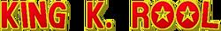 Versus Planet - K Rool logo