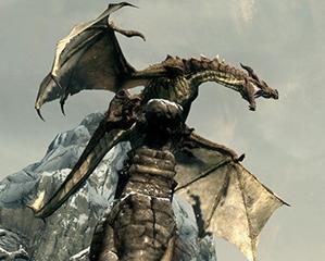 File:Dragon Skyrim.jpg