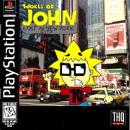 WOJLINWC PlayStation NTSC cover art