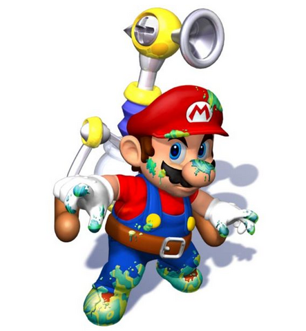 File:Grimy Mario.png