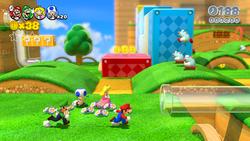 WiiU SuperMario scrn01 E3