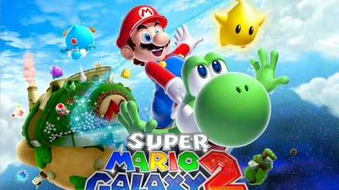 Super Mario Galaxy 2 Music-Bowser's Lava Lair EXTENDED