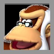 Cranky Kong, DK Jungle Climbera