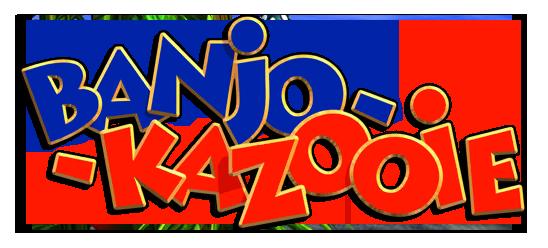 File:Banjo Kazooie logo.png