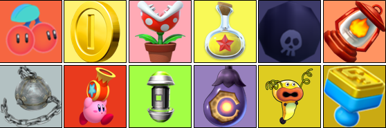 New Items Smash 5
