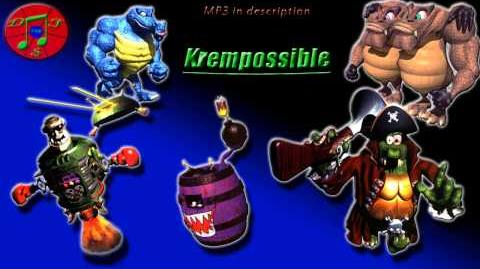 Donkey Kong Country Megamix - Krempossible -DKC Trilogy Medley-