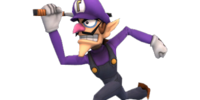 Waluigi (Super Smash Bros. Golden Eclipse)