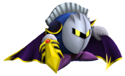 Meta Knight by DarkOverord