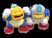 Chargin' Chuck - Super Mario 3D World