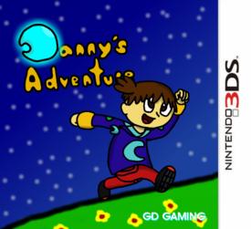 Danny's Adventure boxart