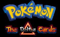 Pokemon The Delta Cards Logo