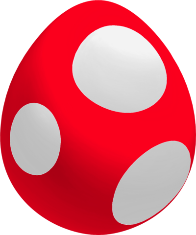 File:Red Baby Yoshi Egg.png