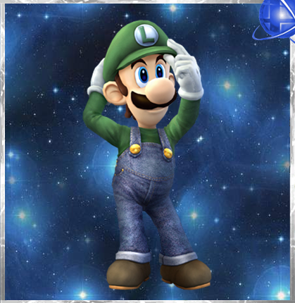 File:SSBU- Luigi.png